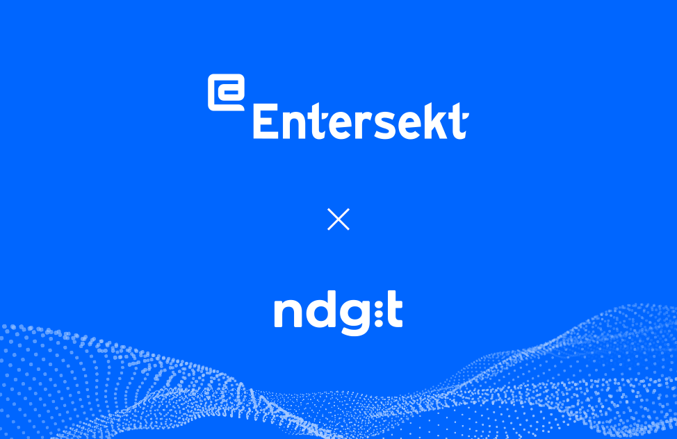 Entersekt and ndgit partner on secure open banking